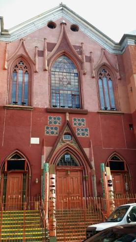 Oldest Standing Synagogue