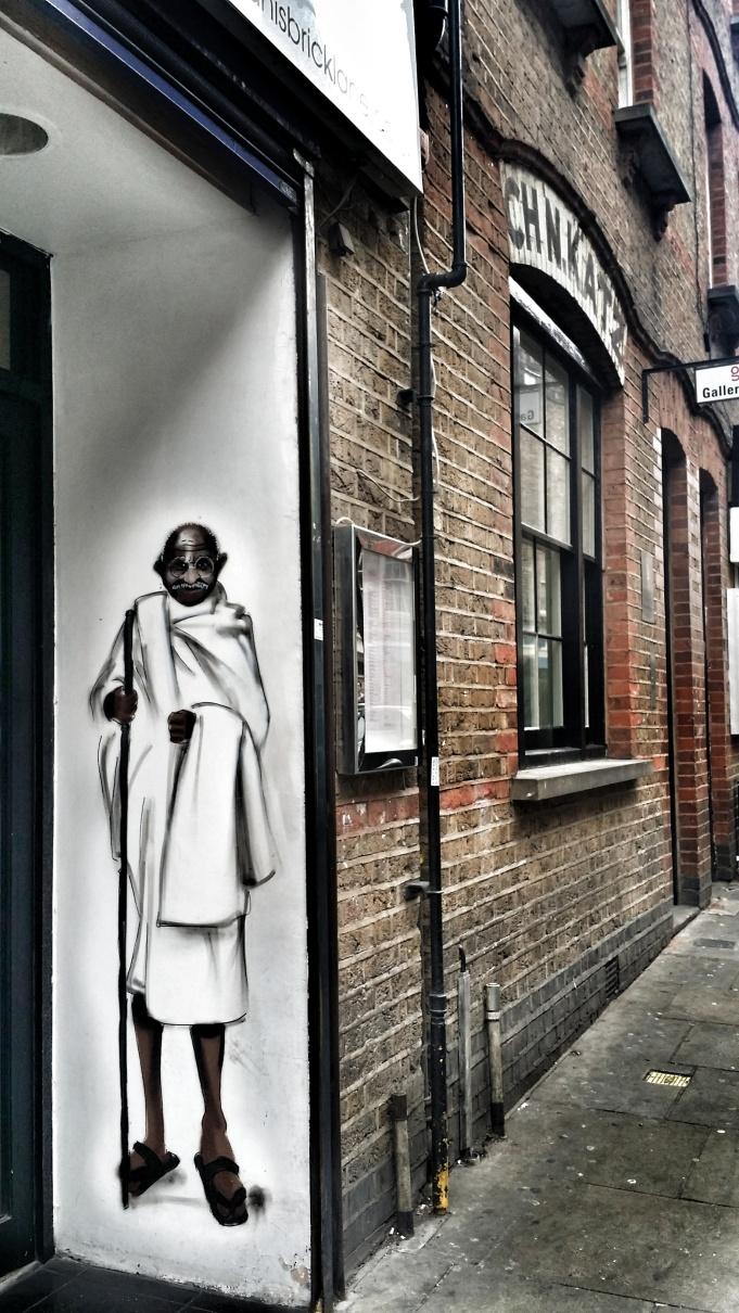 Brick Lane Street Art